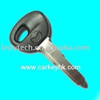 New model Mazda transponder key with 8c chip wholesale and retail