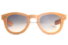 Winter vintage beech wood sunglasses fashion handmade polarized wooden sunglasses