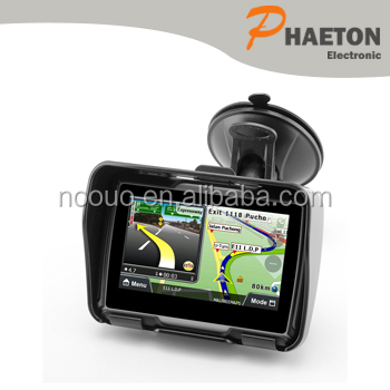 cheapest portable waterproof IPX7 navigation devices prices W-40