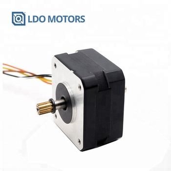 Nema 17 Step motor with Pulley