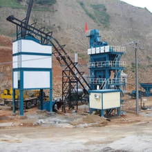 Road construction machinery LB500 asphalt Mixing Plant with capacity 40t/h
