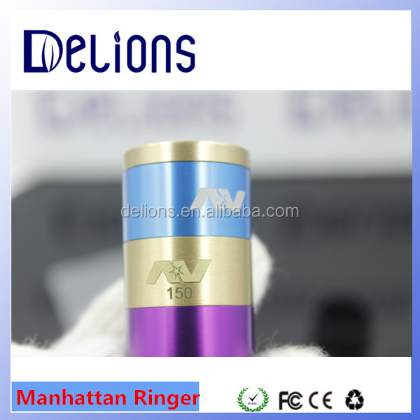 2016 cheap good quality newest Delions factory clone Ringer Mod by Avid Lyfe 24mm Manhattan Ringer mod Bulk in stock