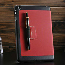 fashionable tough jean popular case for ipad mini