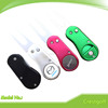 Assorted Colors Switchblade Divot Tool with Customized Golf Ball Marker