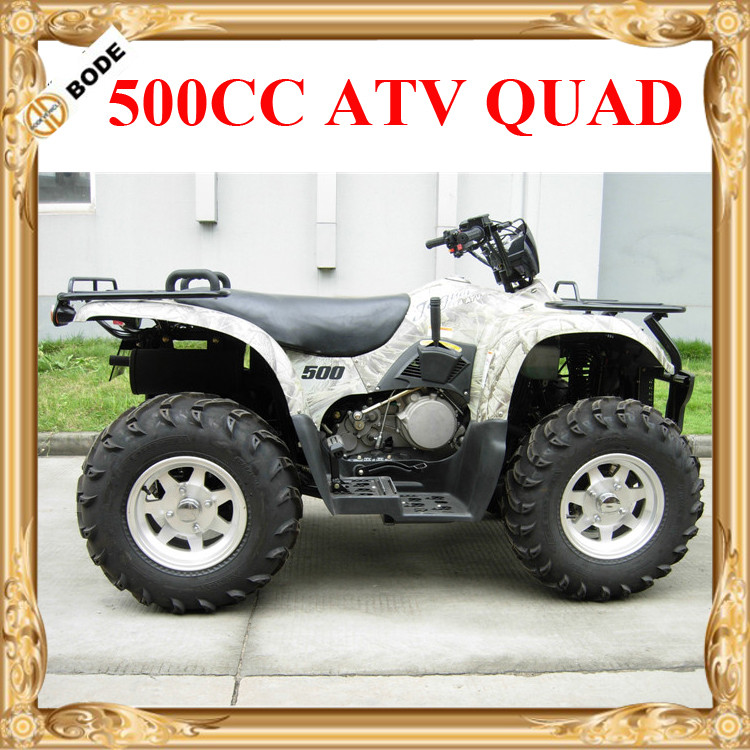 2015 EEC Approval Road Legal Quad MC-394