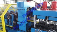 14 Roller Stations C shape Purlin Roll Forming Machine