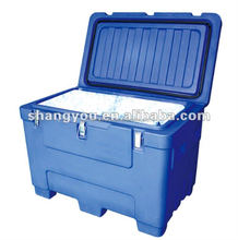 120L high quality fish roto moulded cooler box
