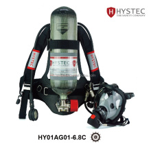 MSA/Drager similar Air breathing apparatus with carbon fiber cylinder HY01AG01-6.8C