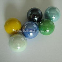 High Quality Colored Glass Marble Ball