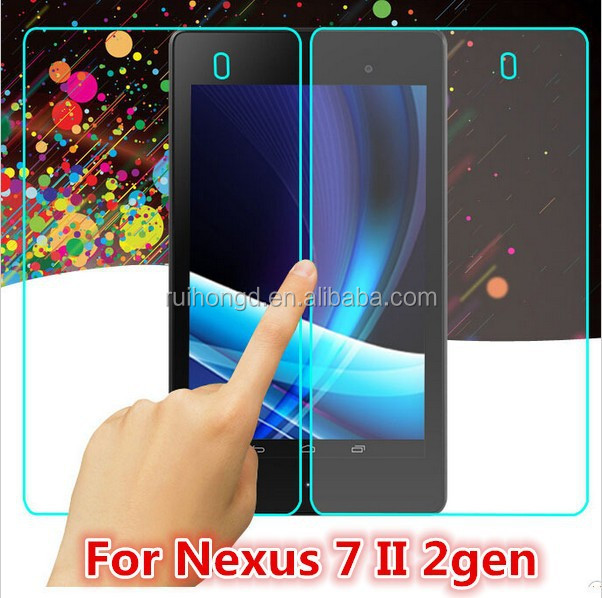 Premium 0.3mm Tempered Glass Screen Protector For Google Nexus 7 II 2nd Generation/Nexus 7 2012 Vision