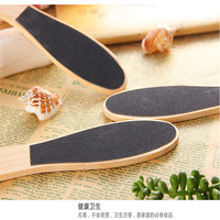 Oval Shape Foot Rasps Hard Coarse Dy Touch Skin Predicure Files Double Sided Foot File Callus Remover