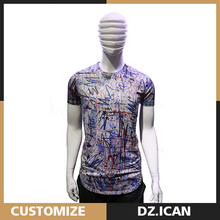 High Quality Men T-Shirt Wholesaler Branded Ready Made Garments