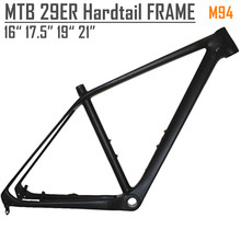 "Top quality 16'/17.5""/19""/21"" carbon mtb frames 29er super light BB68 mountain bike carbon fiber bicycle frame"
