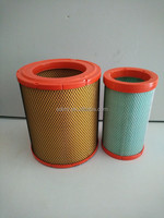 Diesel engine parts air filter cartridge LTK-702