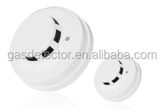 Portable smoke detector with 20 square meter area detected