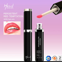 Mastor persisitent red magic pink up lip gloss