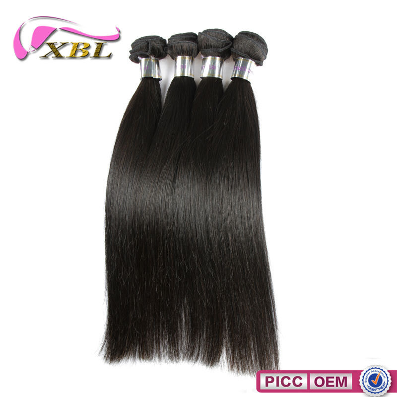 2017 XBL New Brazilian Hair Weave Unprocessed Wholesale Virgin Brazilian Hair