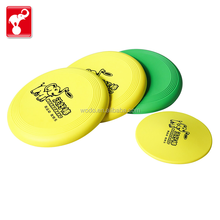 FCCA ICTI factory FREE sample pu soft foam frisbee game flying disc frisbee