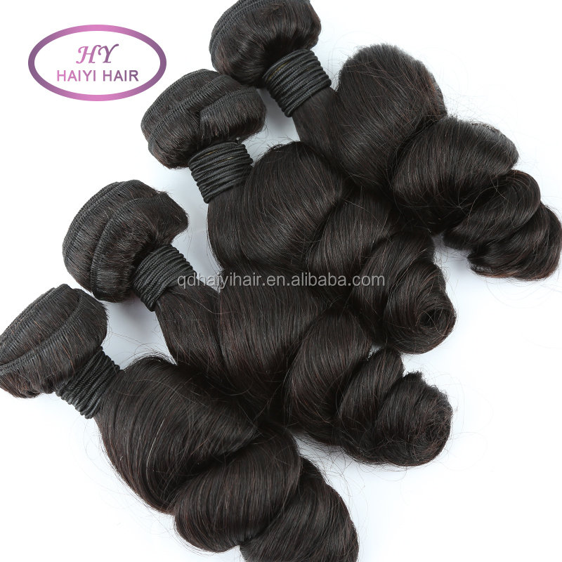 New Arrivals Very Popular Large Stock Virgin Indian Loose Curl Hair
