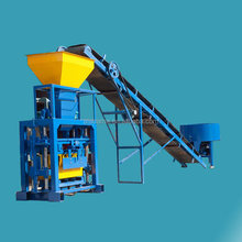 electric and hydraulic system 2018 CE approved perforated brick machinery in south africa