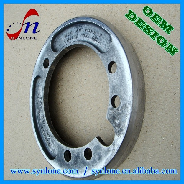 Alibaba online cnc machined aluminum precision spare parts