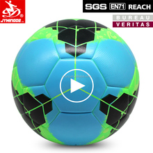 Factory Sale High Quality pu / pvc laminated soccer ball size 5 for match