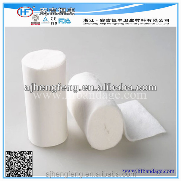 Surgical orthopedic padding /medical pp wool Bandage