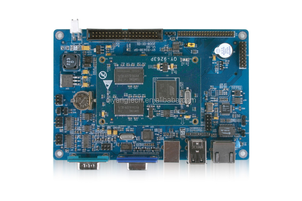 Hottest sale integrated ARM circuit AM9263 development board