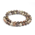Wholesale high quality loose 4-12mm beads gemstone Ocean Jasperby DIY bracelet
