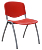 upholstered plastic classroom ISO chair
