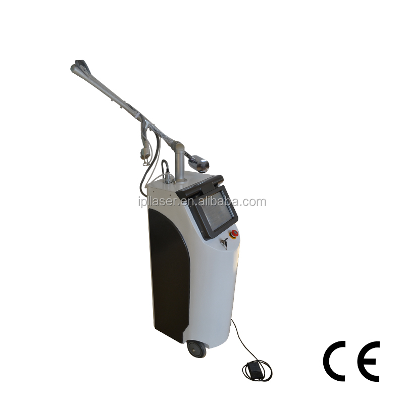 2017 new technology Skin treatment Fractional Co2 Laser machine