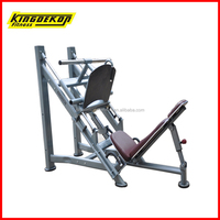 Plate Loaded 45 Degree Linear Leg Press Machine/Exercise Machine