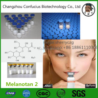 High Quality 99% Powder Peptides MT2 for Skin Tanning