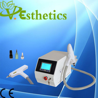 1064nm 532nm ND:YAG Q switch Ruby Laser Tattoo Removal Machine/YL-100