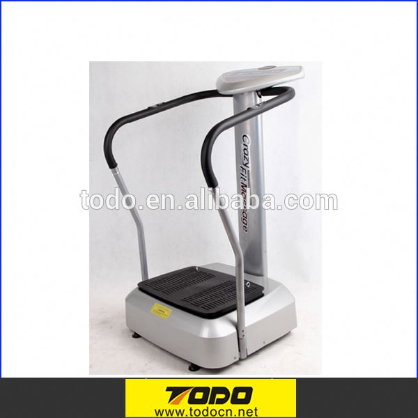 TODO new products fitness equipment slim full body vibration platform fitness machine