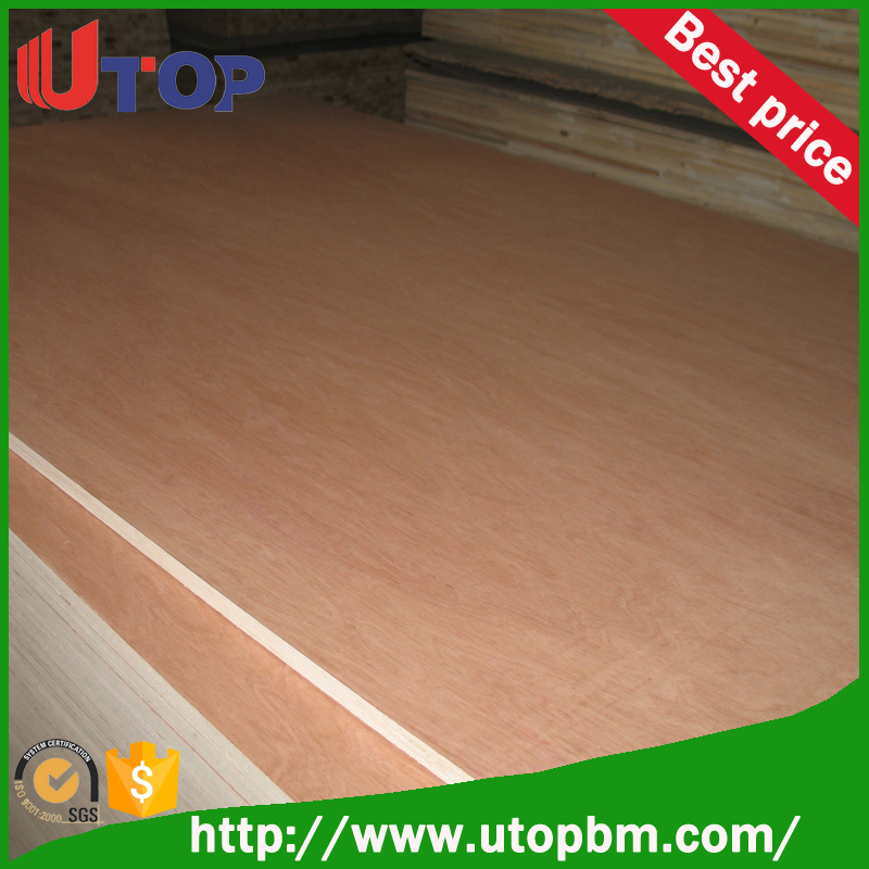 China best sell pencil-cedar commercial plywood with competitive price and good quality