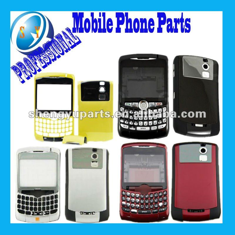 Brand New Parts For blackberry curve 8300 8310 8320 housing faceplate cover