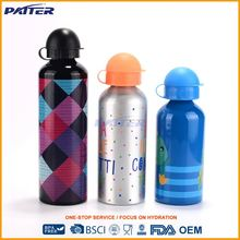 Top sale cheap price hot factory supply non-odour aluminum wate bottle