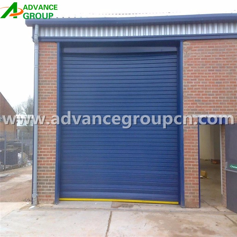 Automatic garage doors & electric Roller Garage Door with remote control