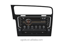 ugode autoradio car stereo gps navigation system for vw volkswagen golf7