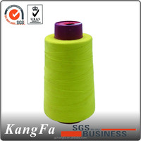 china factory made polyester cotton thread in thread