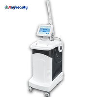 Vertical F7 Strong Ultra-pulse Power 30w co2 laser fractional to scar removal