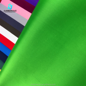 420D 100% polyester oxford fabric PVC backing