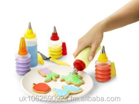 Cupcake and Cookie Decoration Set