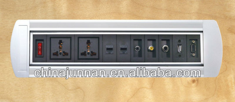 List Manufacturers Of Table Socket Box Buy Table Socket Box Get - Table outlet box