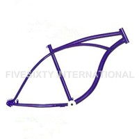 "24"" 26' china hotsale crusier Bicycle Frame"