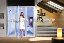 MEXDA 2015 Deluxe USA acrylic steam room,steam shower room,steam shower WS-204ST(R5)(CE,SAA,ETL,TUV,SUV,ISO)