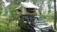 Adventure Trailers Chaser Off-Road Expedition Tent Trailer