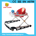 HIGH QUALITY BABY WALKER WITH STEEL BOTTOM TRAY NEW MODEL BABY WALKER WITH MUSIC AND LIGHT HOT SALE BABY WALKER