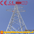 220KV Power Transmission Steel Tower